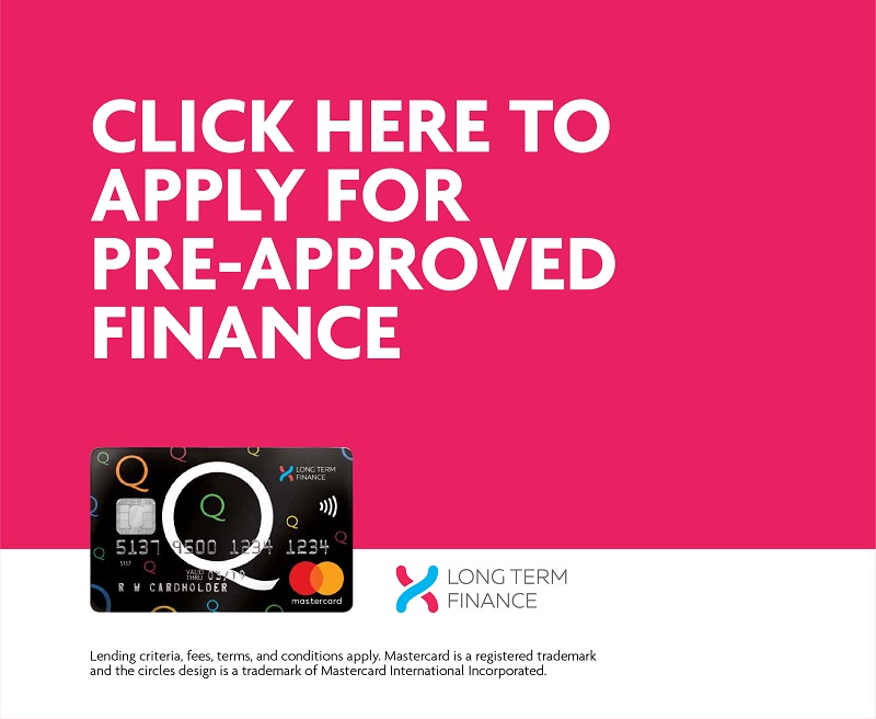 Click here to apply for pre-approved finance with Q card